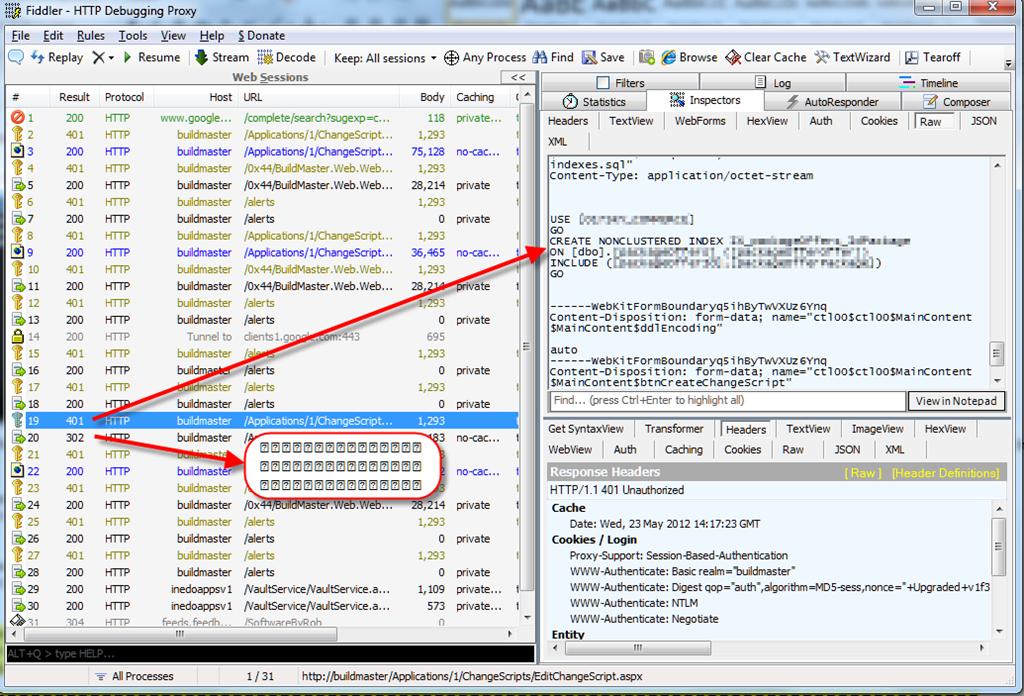 Workaround for Chrome File Uploading Bug | Inedo