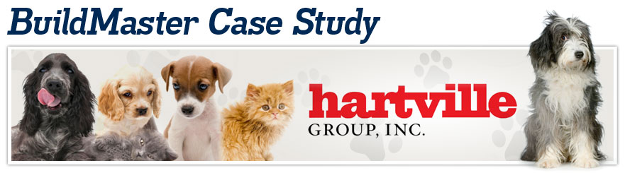 BuildMaster Case Study for the Hartville Group