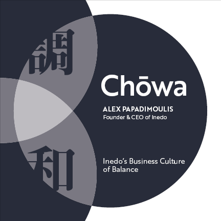 Book cover for Chowa: Inedo's Business Culture of Balance